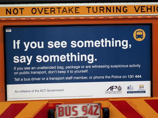 ACTION anti-terror campaign
