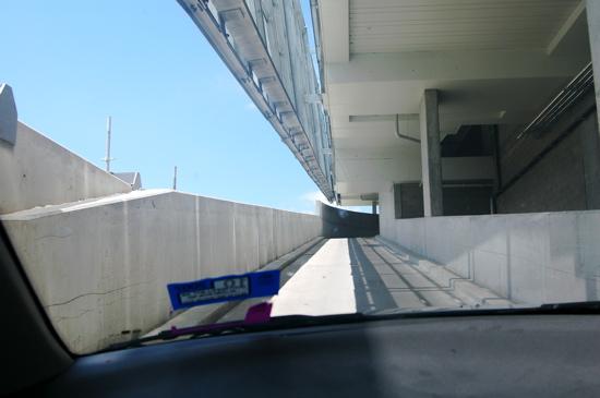 Canberra Centre carpark