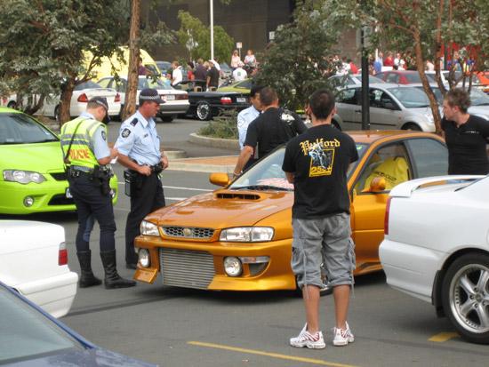 Car defecting