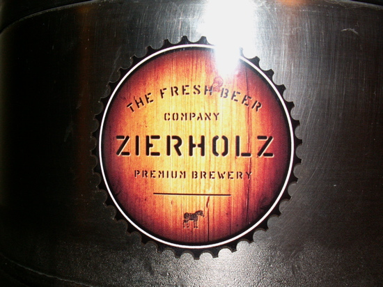 Zierholz label